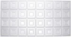 White Styrene 2x4