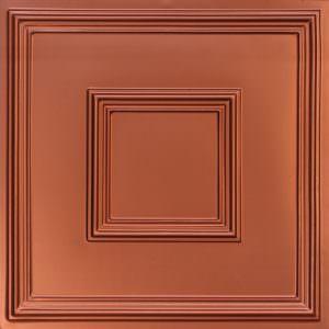Faux Copper Vinyl