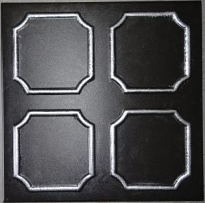 R-01 Black Silver