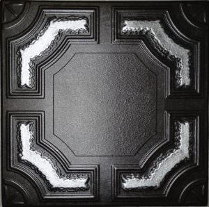 R-28 Black Silver Styrofoam