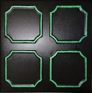 R-01 Black Green