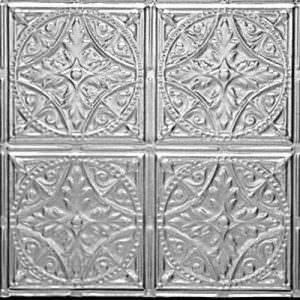 Clear coated aluminum 2x2