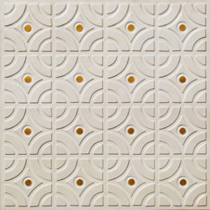 Ceiling Tiles By Us 113 White Pearl Gold Pvc Ceiling