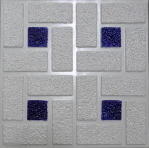 Modern Tile 2x2 PVC 12x12 Pattern
