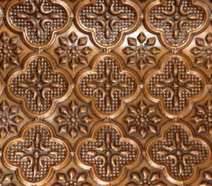 Faux Antique Copper 5ft x 2ft