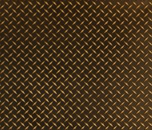 PVC Backsplash Antique Gold WC-55