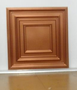 PVC COPPER 2x2 Grid Suspended