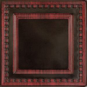 Faux Antique Rosewood