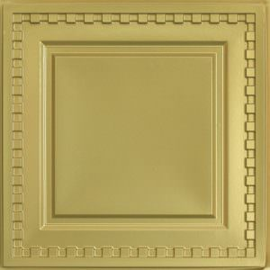 Ceiling Tiles By Us 234 Ontario Antique Gold Pvc 2 215 2