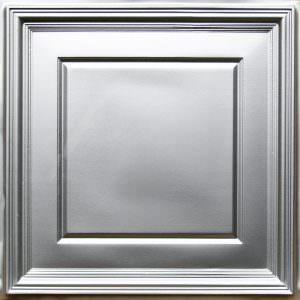 Faux Tin Silver