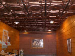 Wine Room Tile Install