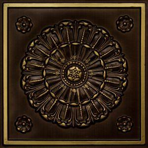 Faux Antique Brass