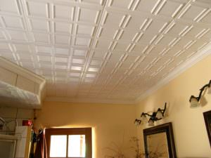 Styrofoam Install glue up