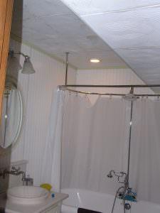 Bathroom Styrofoam Ceiling Tile
