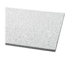 Armstrong 896 Fissured 2'x2' Square Lay-In Fire Guard Box Of 12