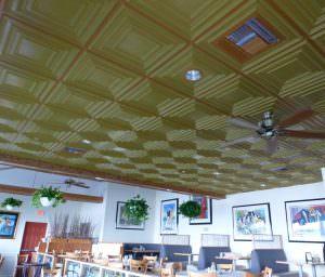 Restaurant Drop Ceiling Tile