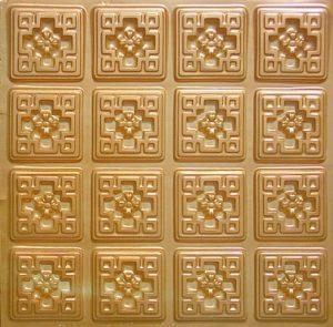 2x2 Ceiling Tile Glue Up