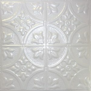 0604-102 Perlescent White