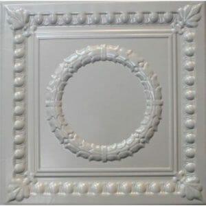 107-Creamy White Satin