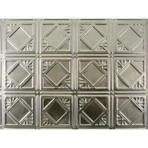 Kitchen Metal Backsplash 18x24