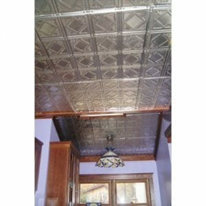 Nail Up Ceiling Tiles Metal