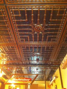 Grid Ceiling Tile Install