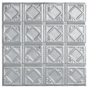 Tin Plated Steel 6x6 pattern