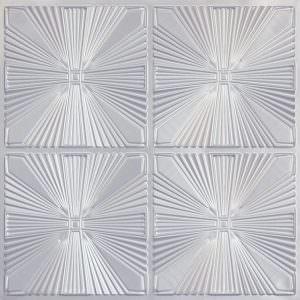 Tin Silver PVC