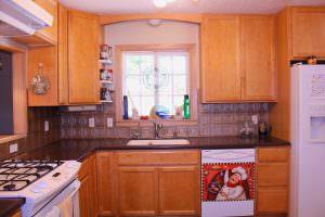Kitchen Tile Install