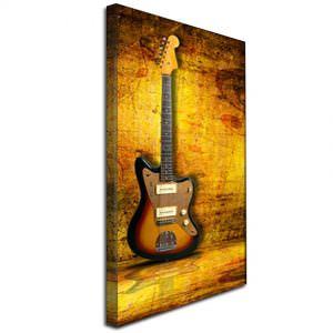 Acoustic Wall Panels Guitar Style