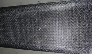 Antique Silver roll PVC