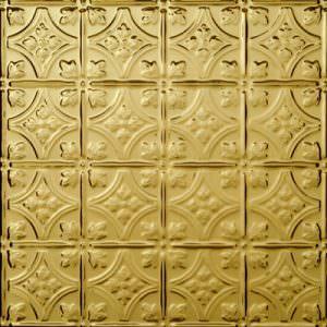 Polished Brass Tile/Backsplash