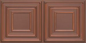 Faux Antique Copper
