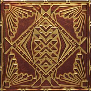 Mahoganied Brass