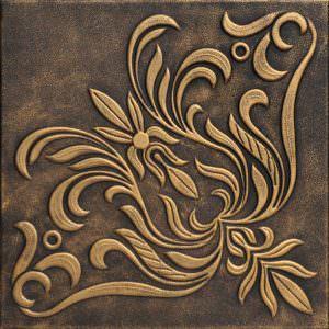 Black-Gold 20x20 Styrofoam