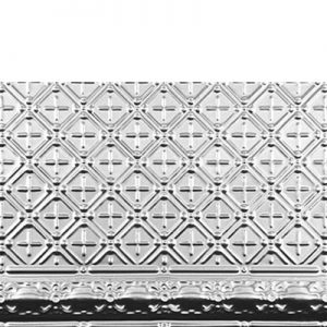 Backsplash 18x24 pattern 3-1/2'' pattern across