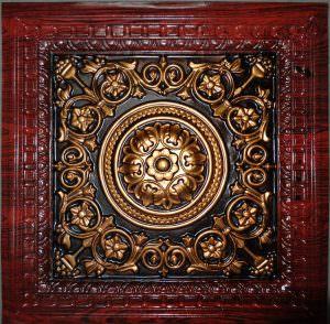 Rosewood Antique Copper