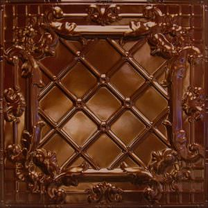 Antique Rustic Copper