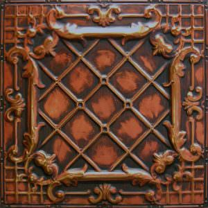 Artisan Copper with Burnt Umber