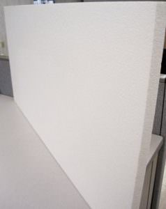 Melt Away Ceiling Tile FOAM 2x4