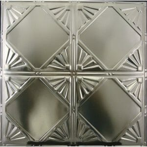 Tin Metal 2x2 Design 118
