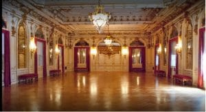 FLAGLER MUSUEM BALL ROOM