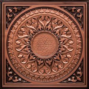 Decorative Tile 226 ANTIQUE COPPER