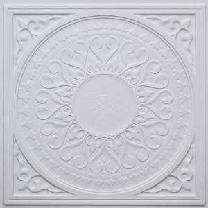 226 White matt copy Drop In Tile