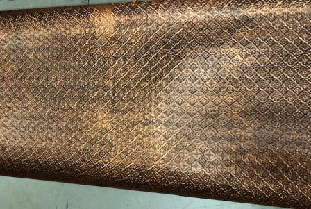 WC 20 Antique Copper Imperfection