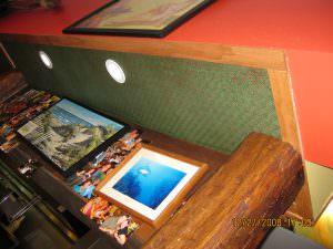 Bar Decorate Glue Up Patina Copper WC-20