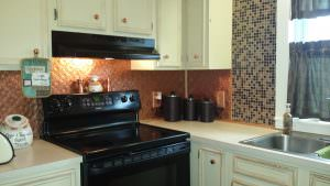 Kitchen Backsplash Faux Copper WC-90